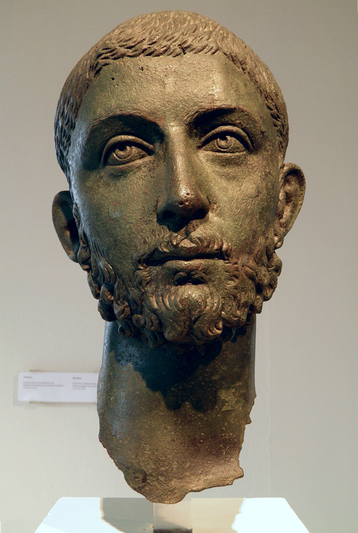 Марк Аврелий Север Александр. III в.