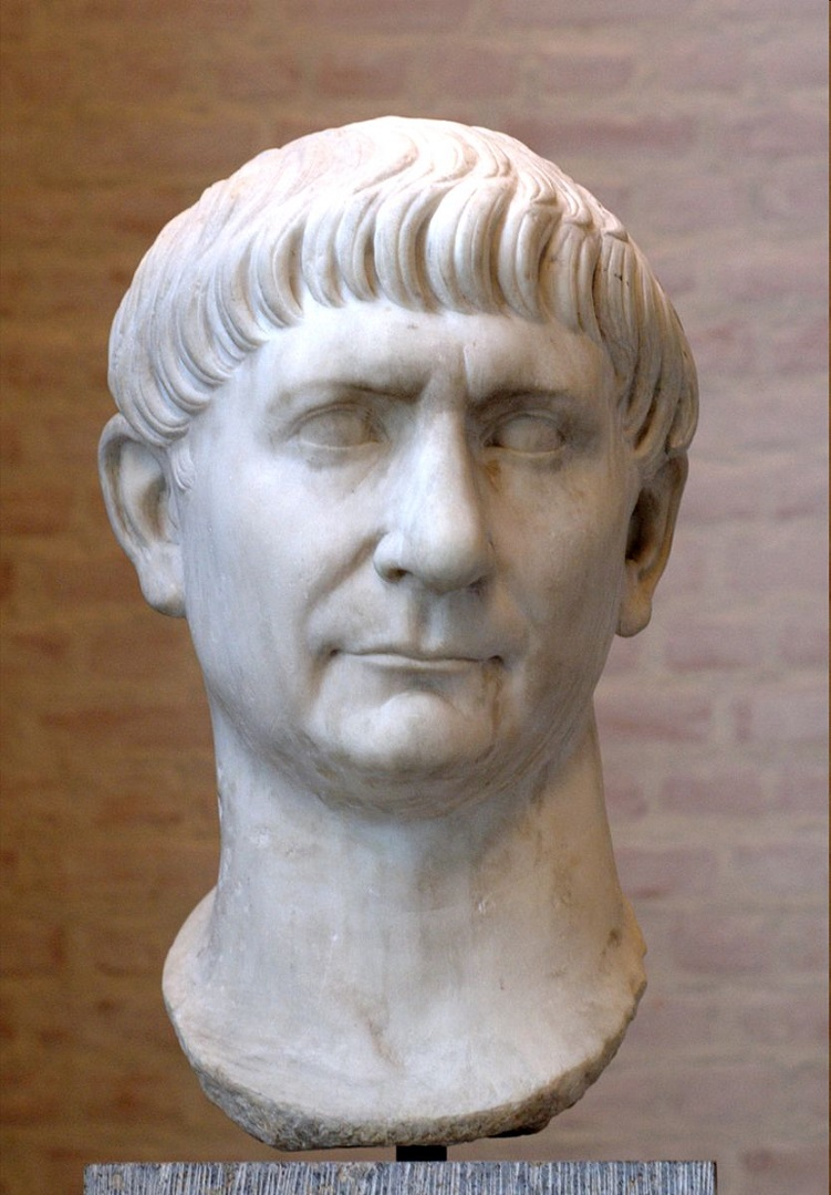 Марк Ульпий Нерва Траян. I–II вв. н.э.