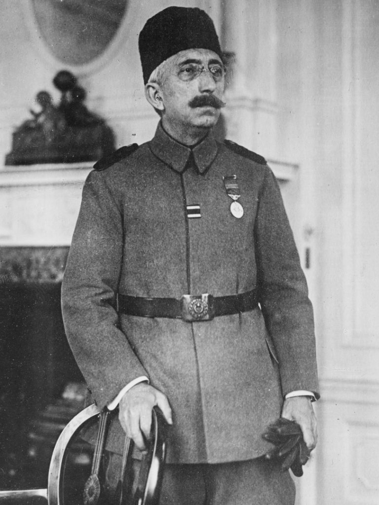 Мехме́д VI Вахидедди́н (1861—1926)