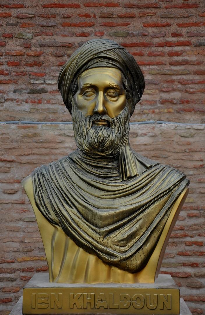 Памятник Ибн Хальдуну