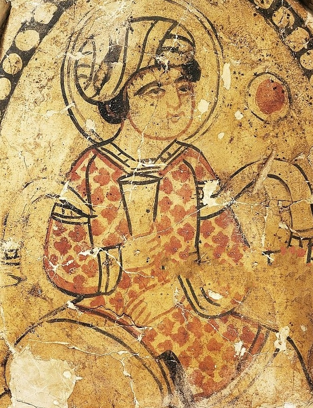 Портрет халифа Аль-Хакима. XI в.