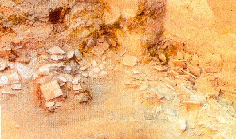 Раскопки архива Эблы