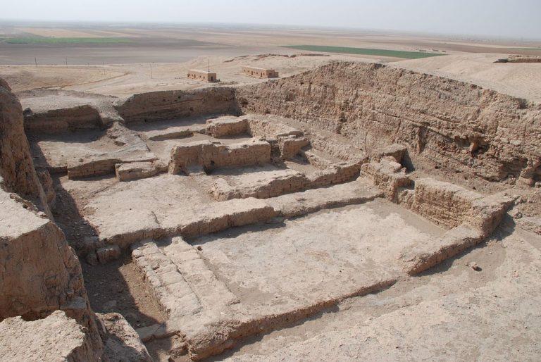 Раскопки в Тель-Браке, Эль-Хасака