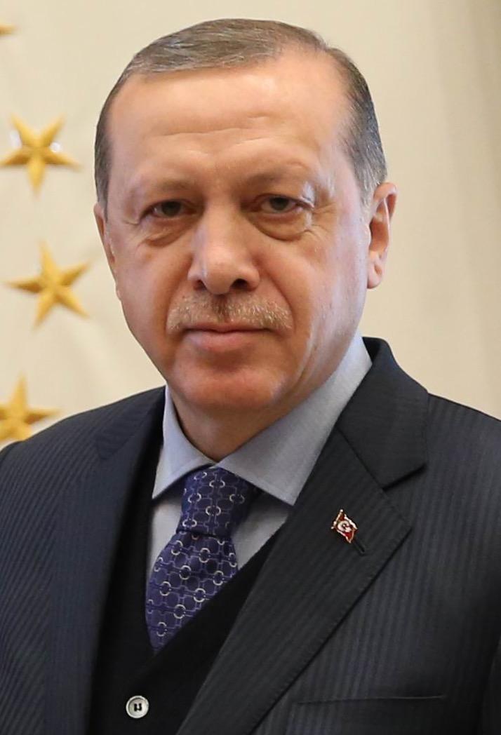 Реджеп Тайип Эрдоган (род. 1954), президент Турции с 2014 года