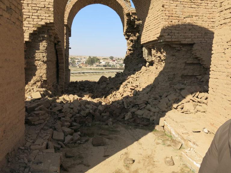 Руины Ашшура, Ирак