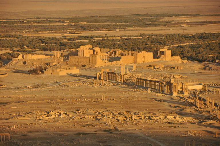 Руины Пальмиры, Сирия