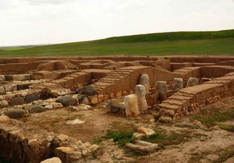 Руины города Эбла