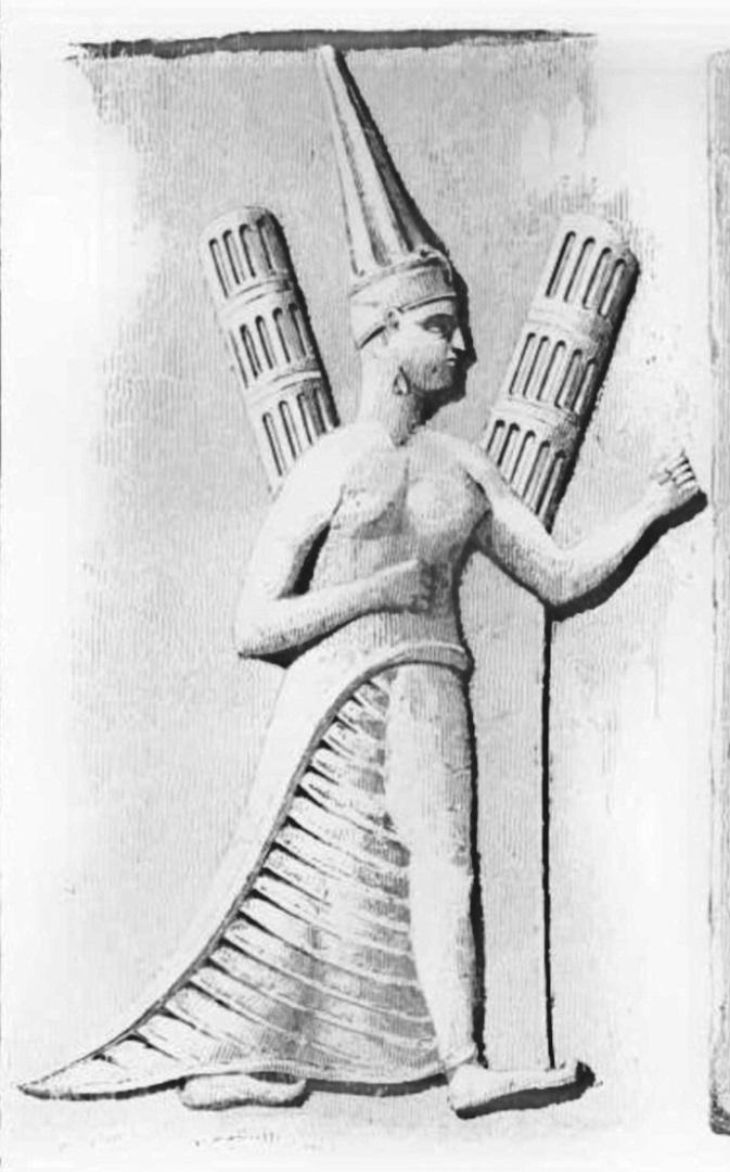 Шавушка, хурритская богиня, позднее принятая в пантеон хеттов