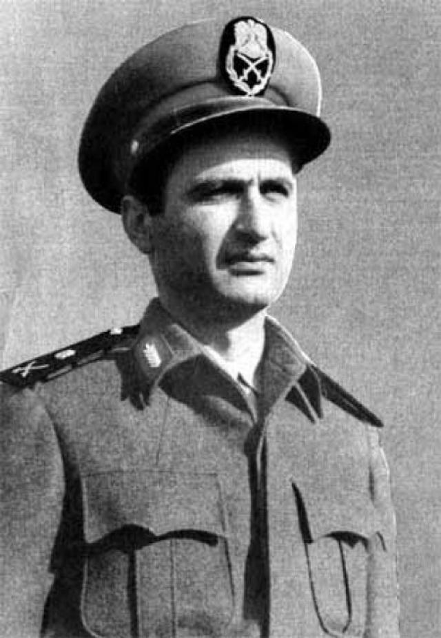 Салах Джадид (1926–1993), фактический руководитель Сирии в 1966–1970 гг.