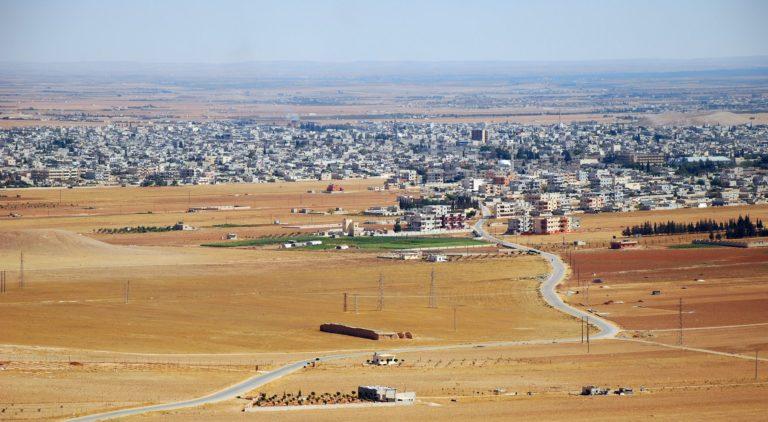 Саламия, Сирия