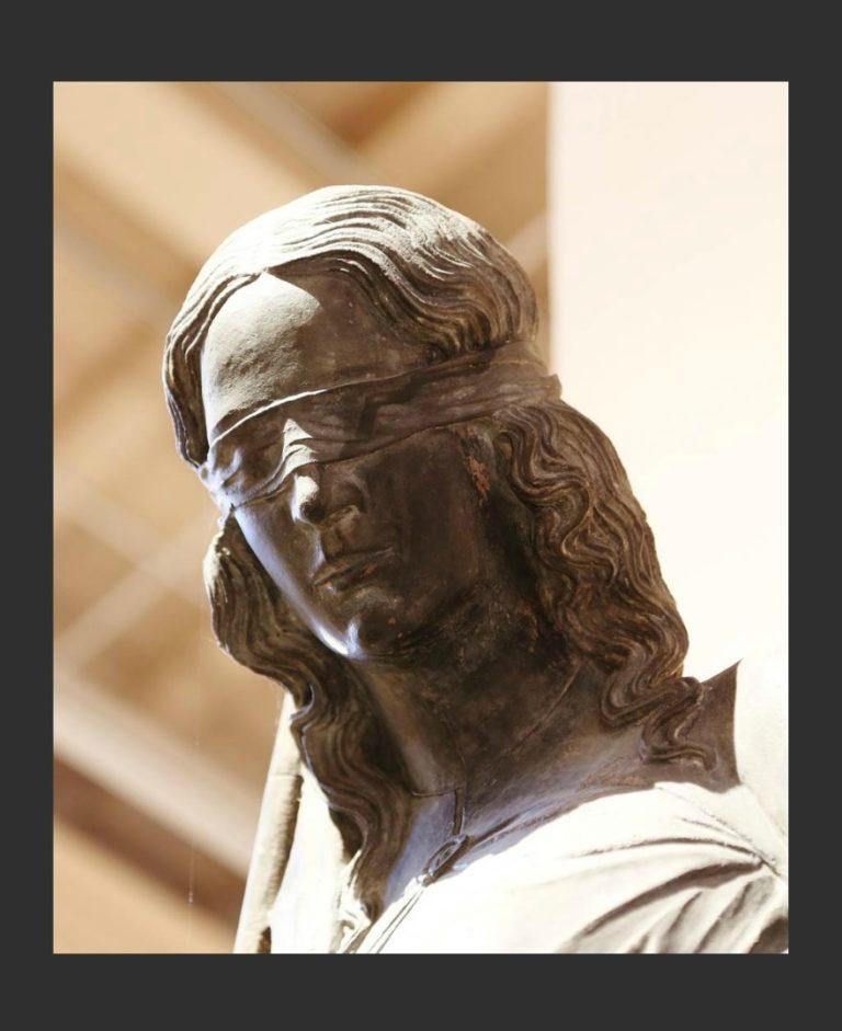 «Синагога». Ок. 1225 г.