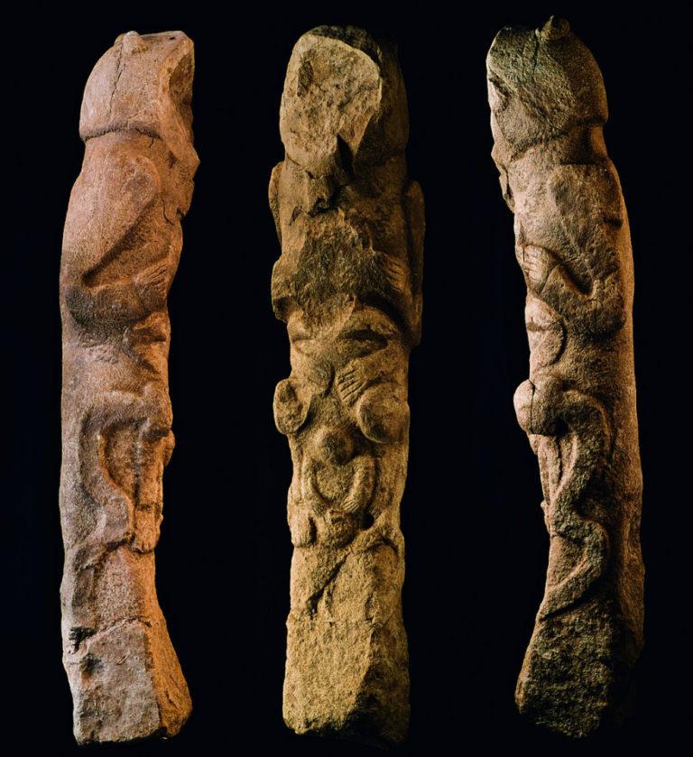 Тотемные столбы, найденные в Гебекли-Тепе