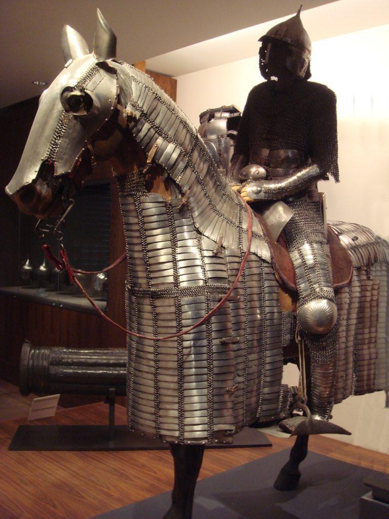 Тяжелая кавалерия мамлюков. Ок. 1550