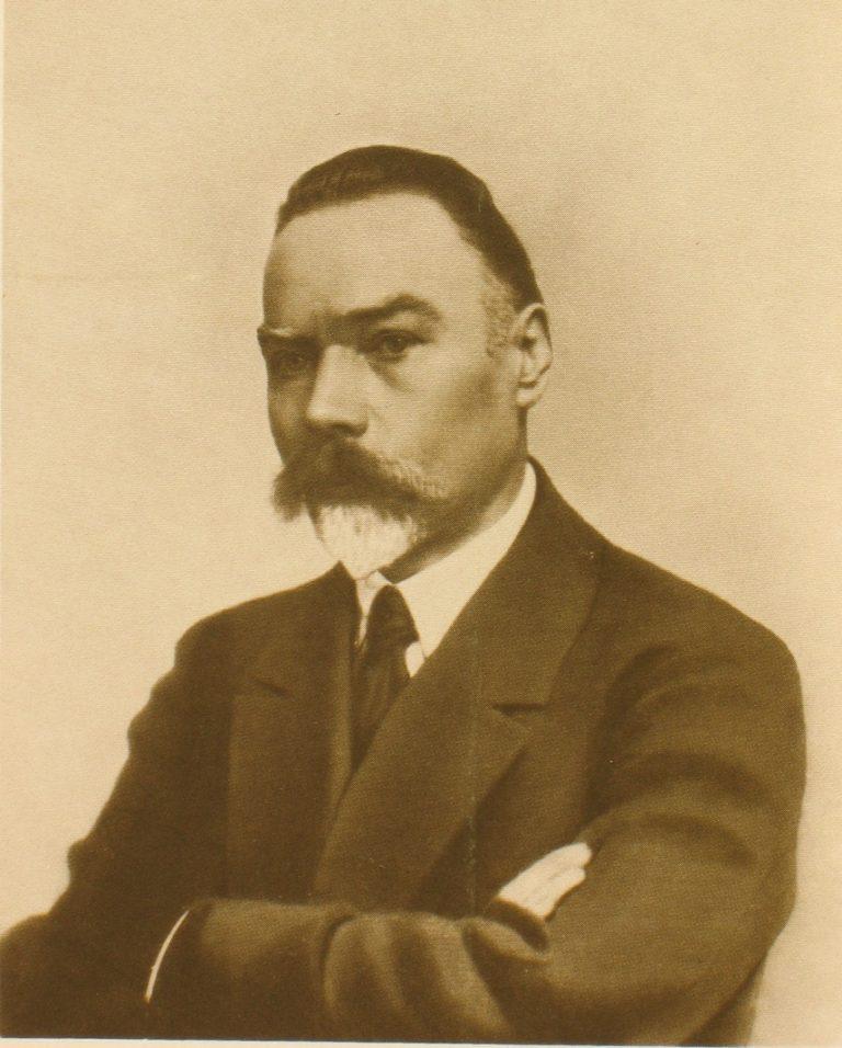 Валерий Яковлевич Брюсов в 1910-е годы
