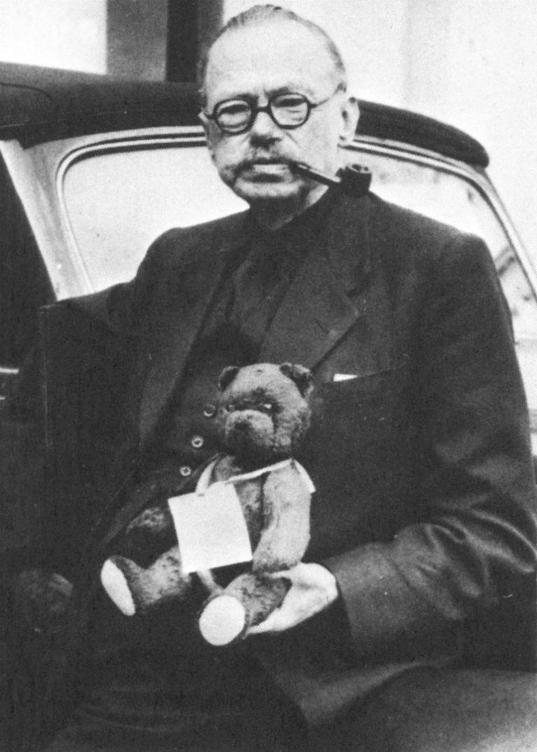 Вир Гордон Чайлд (англ. Vere Gordon Childe, 1892–1957)