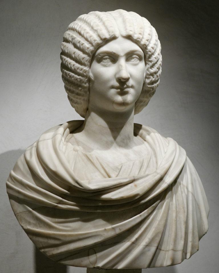Юлия Домна, супруга Септимия Севера. II–III вв.