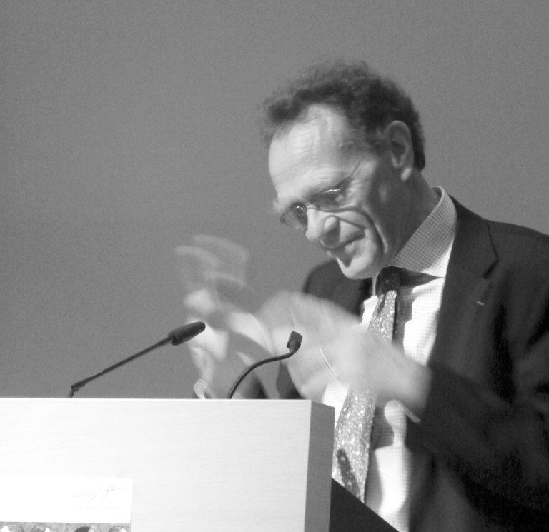 Жан-Клод Шмитт (Jean-Claude Schmitt) в 2015 году