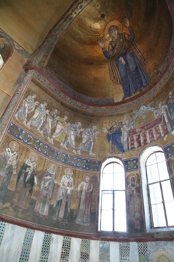 Алтарь собора Святой Софии, Киев
