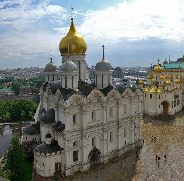 Архангельский собор. 1505–1508