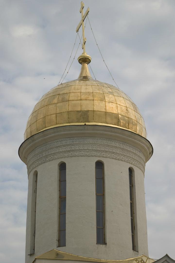 Барабан Троицкого собора