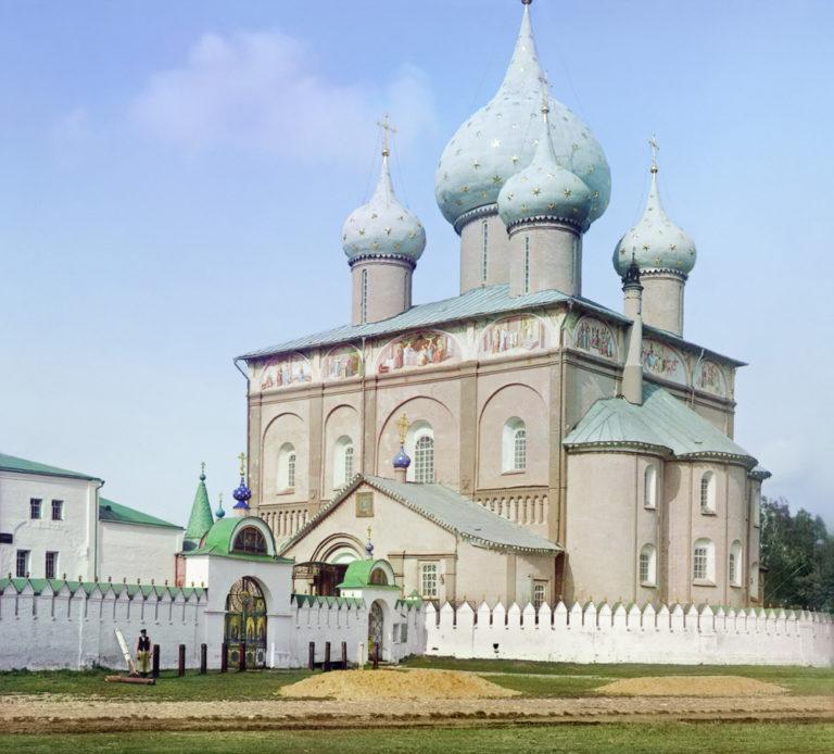 Богородице-Рождественский собор. 1222–1225