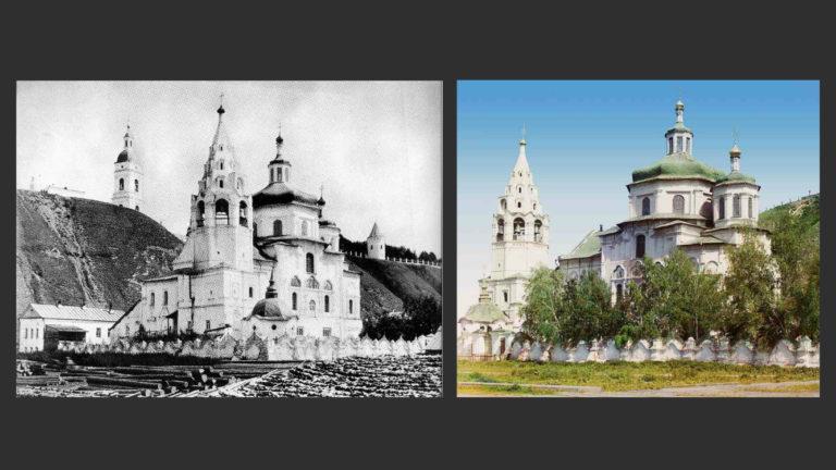 Богоявления церковь (не сохранилась). 1737–1744