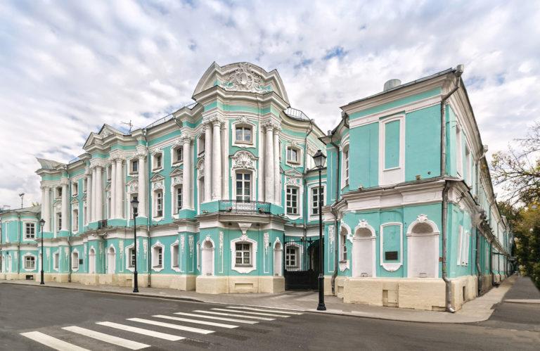 Дом Апраксиных-Трубецких. 1766