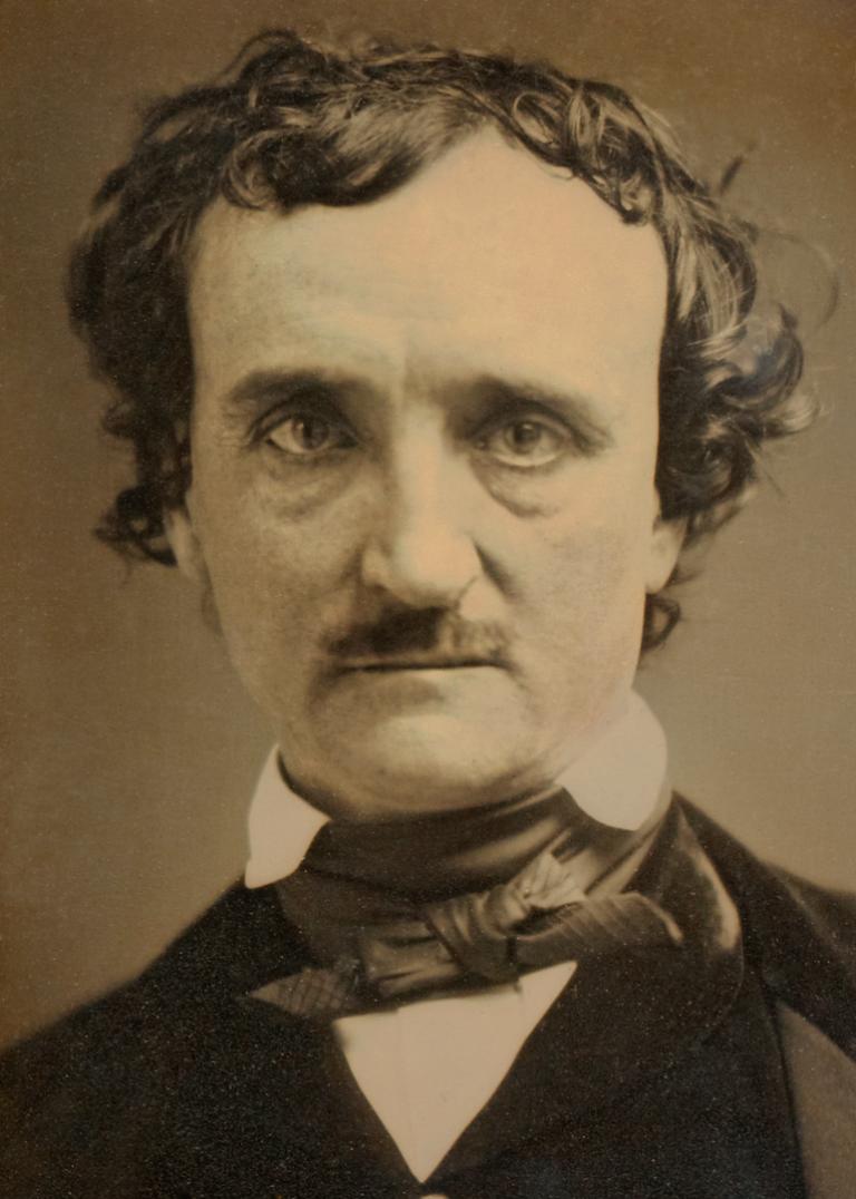 Эдгар Аллан По (англ. Edgar Allan Poe; 1809—1849)