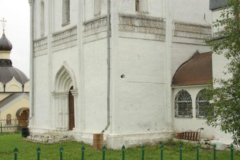 Фасады собора Рождества Богородицы