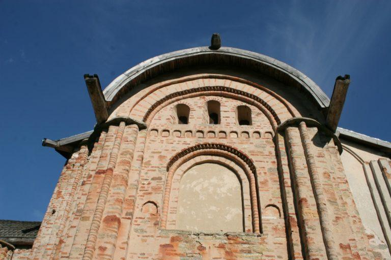 Фрагмент фасада церкви Параскевы Пятницы на Торгу