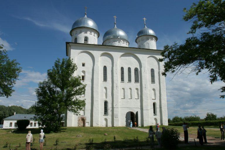 Георгиевский собор. 1119–1130