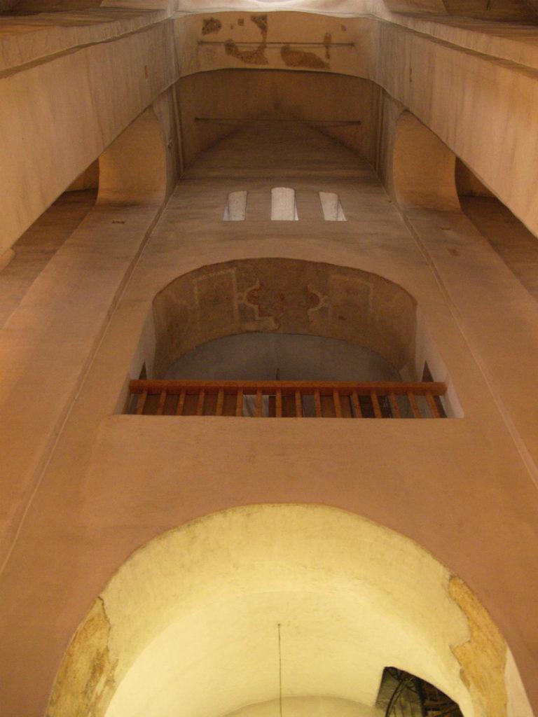 Хоры церкви Михаила Архангела