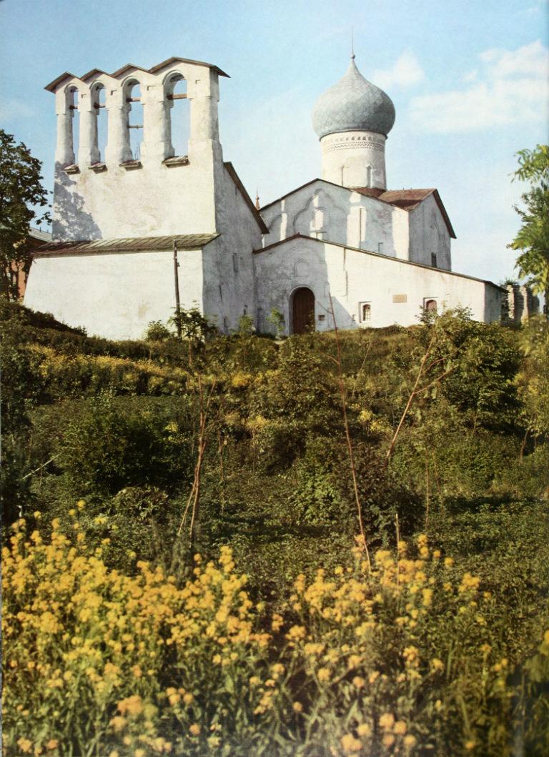 Храм Богоявления с Запсковья. 1495–1496
