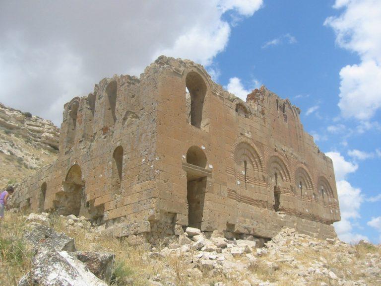 Храм Чанлы Килисе. XI в. Каппадокия