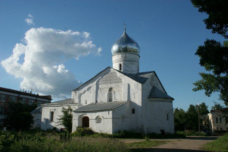Храм Димитрия Солунского. 1462
