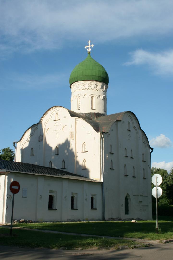 Храм Фёдора Стратилата на Ручью. 1360–1361