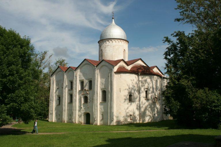 Храм Иоанна на Опоках. 1127–1130