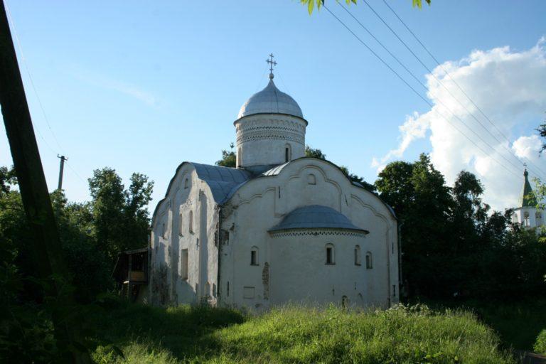 Храм Климента на Иворове улице. 1520