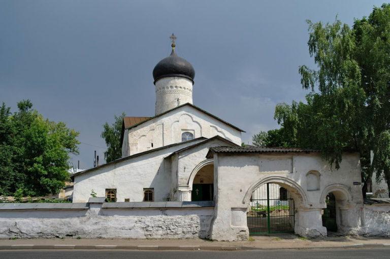 Храм Космы и Дамиана с Примостья. 1462–1463