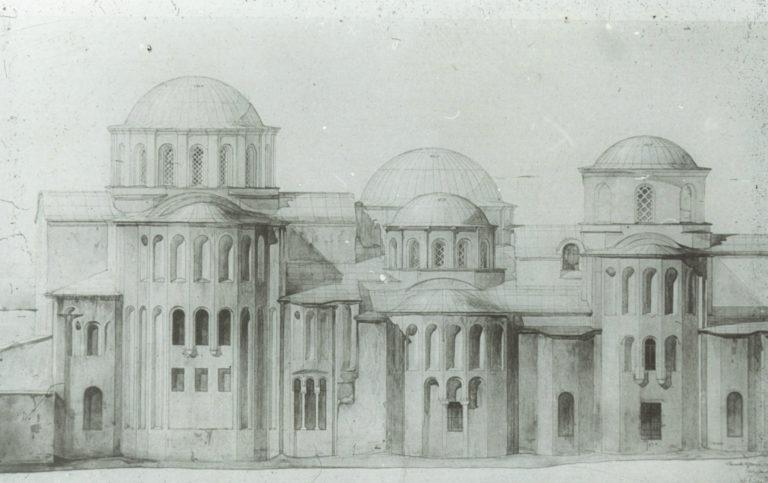 Храм Пантократора в Константинополе