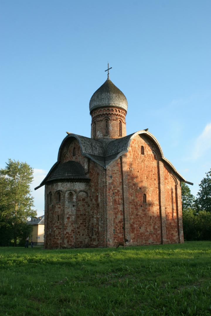 Храм Петра и Павла в Кожевниках. 1406