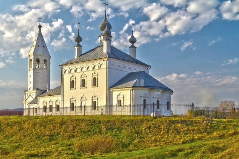 Храм Рождества Богородицы. 1795