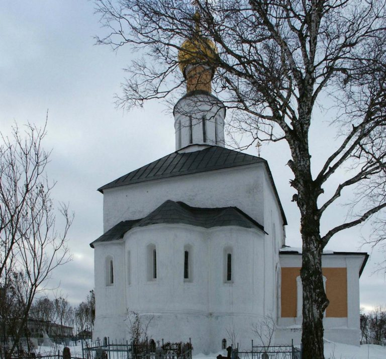 Храм Рождества Богородицы. Кон. XIV – нач. XV в.