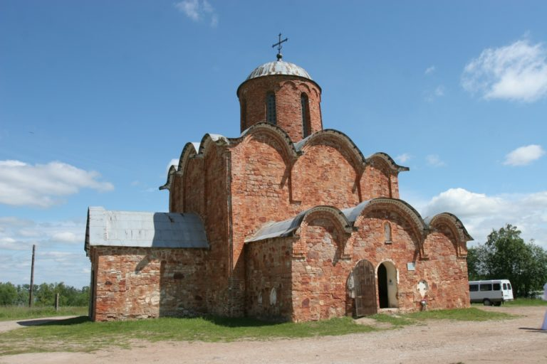 Храм Спаса Преображения на Ковалёве. 1345