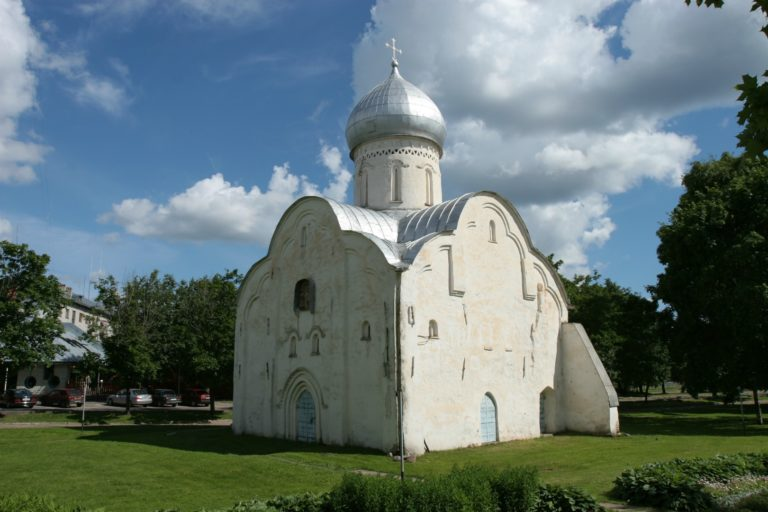 Храм Святого Власия. 1407