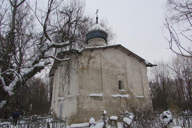 Храм Воскресения Христова. 1496