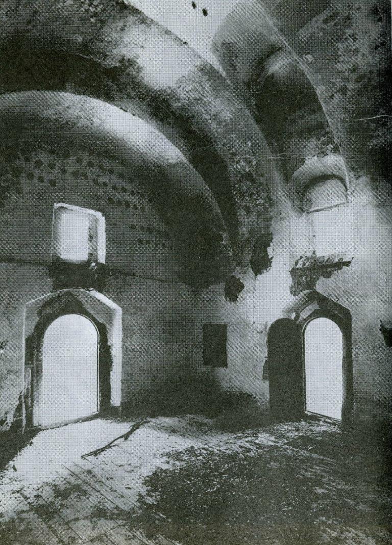 Интерьер храма Воскресения Христова
