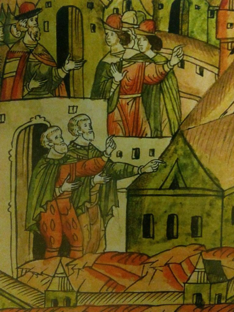 Итальянские зодчие Пьетро Антонио Солари и Марко Руффо. 1568–1576