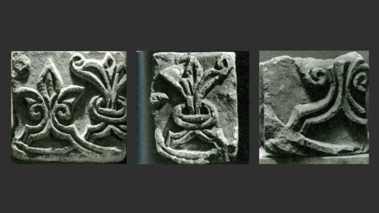 Керамическая декорация храма Спаса на Бору