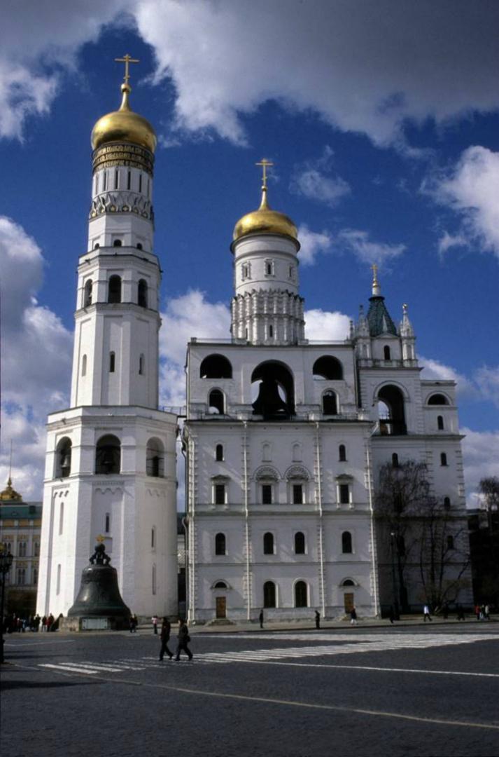 Колокольня Иван Великий. 1505–1508